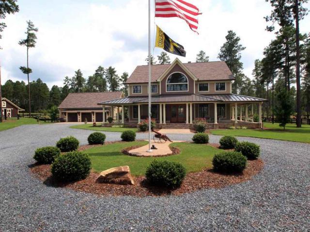 169 Reynwood Vista, Foxfire, NC 27281 (MLS #192578) :: Weichert, Realtors - Town & Country
