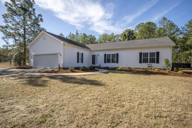 140 Tannen Drive, Southern Pines, NC 28387 (MLS #192594) :: Weichert, Realtors - Town & Country