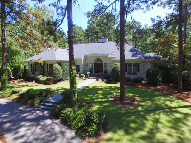 55 Pine Valley Circle, Pinehurst, NC 28374 (MLS #192631) :: Weichert, Realtors - Town & Country
