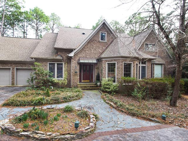17 Abington Drive, Pinehurst, NC 28374 (MLS #192649) :: Weichert, Realtors - Town & Country