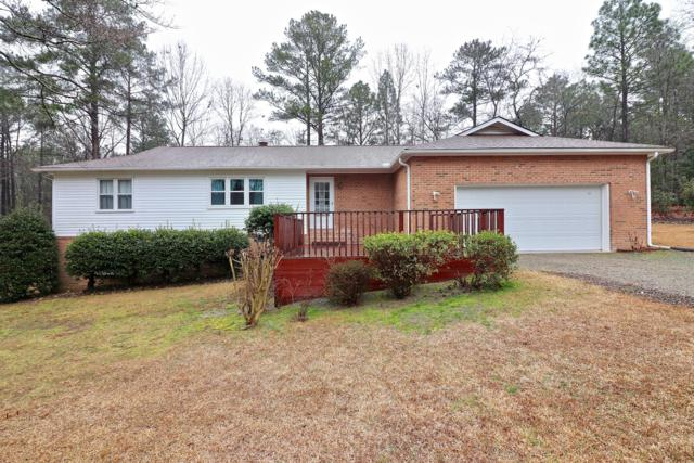101 Winston Drive, West End, NC 27376 (MLS #192669) :: Weichert, Realtors - Town & Country