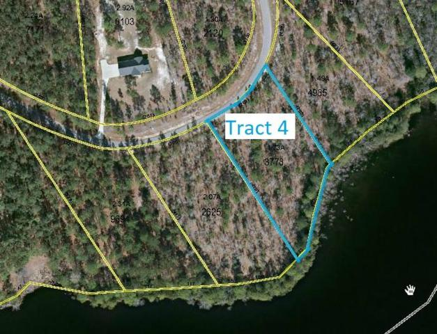 Tbd Lakeside Drive, Marston, NC 28363 (MLS #193794) :: Pinnock Real Estate & Relocation Services, Inc.