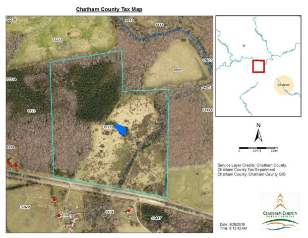 Tbd S Us 421, Goldston, NC 27252 (MLS #194019) :: Pinnock Real Estate & Relocation Services, Inc.