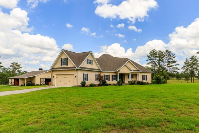 275 NW Pelham Trail, Vass, NC 28394 (MLS #195540) :: Pinnock Real Estate & Relocation Services, Inc.