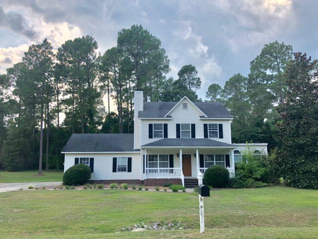 166 Coachman Way, Sanford, NC 27332 (MLS #195863) :: Pinnock Real Estate & Relocation Services, Inc.