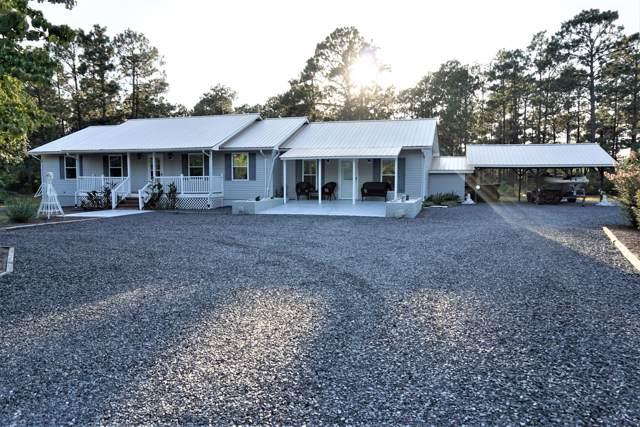 711 Tee Jay Farm Road, Aberdeen, NC 28315 (MLS #196622) :: Pinnock Real Estate & Relocation Services, Inc.