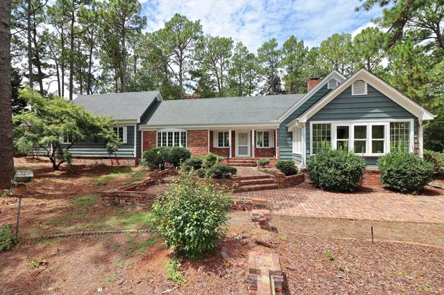 2250 E Connecticut Avenue, Southern Pines, NC 28387 (MLS #196715) :: Pinnock Real Estate & Relocation Services, Inc.