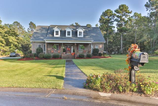 118 Whistle Rd, Hamlet, NC 28345 (MLS #196839) :: Pinnock Real Estate & Relocation Services, Inc.