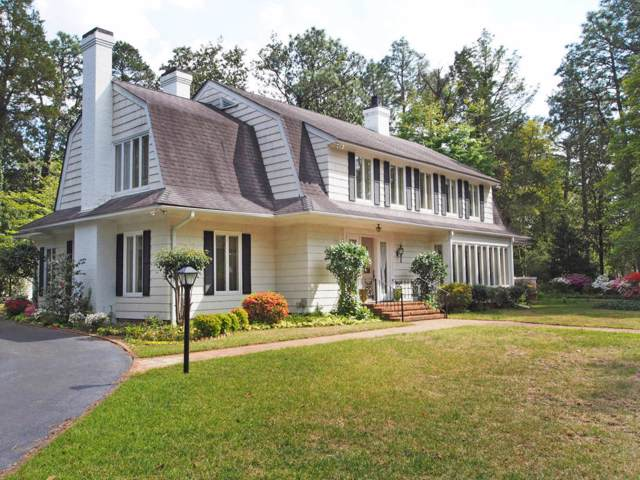 90 Linden Road, Pinehurst, NC 28374 (MLS #196994) :: Pinnock Real Estate & Relocation Services, Inc.