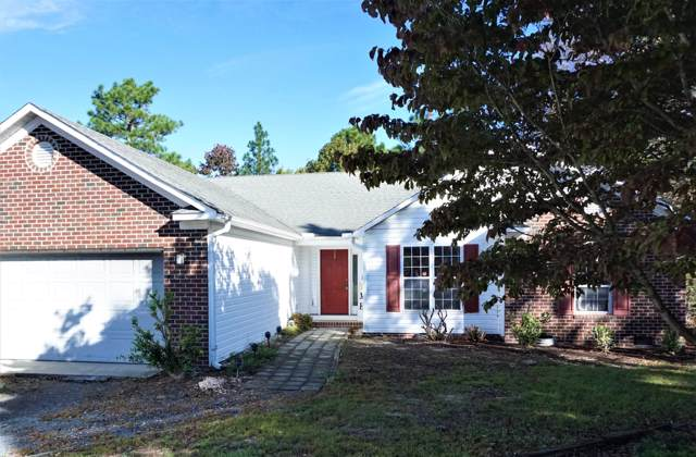 223 Bellhaven Drive, Whispering Pines, NC 28327 (MLS #197095) :: Pinnock Real Estate & Relocation Services, Inc.