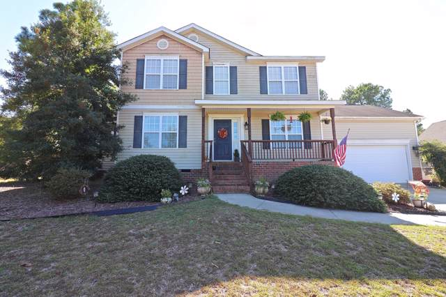130 Covenant Road, Whispering Pines, NC 28327 (MLS #197099) :: Pinnock Real Estate & Relocation Services, Inc.