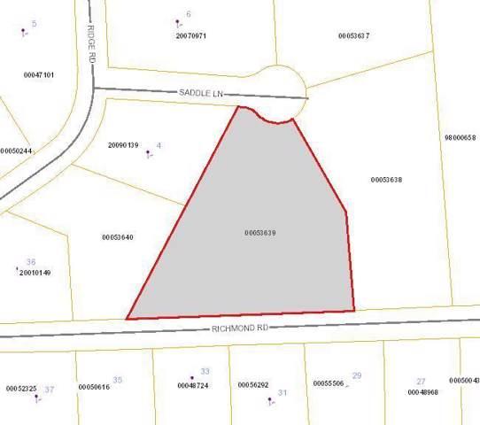 Tbd Richmond Road, Foxfire, NC 27281 (MLS #197127) :: Pinnock Real Estate & Relocation Services, Inc.