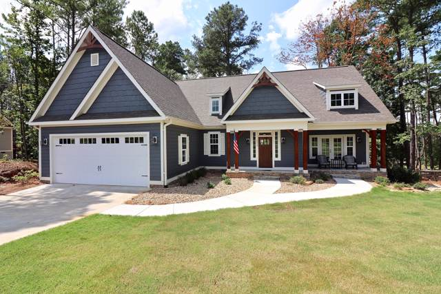 590 Herons Brook Drive, Whispering Pines, NC 28327 (MLS #197232) :: Pinnock Real Estate & Relocation Services, Inc.