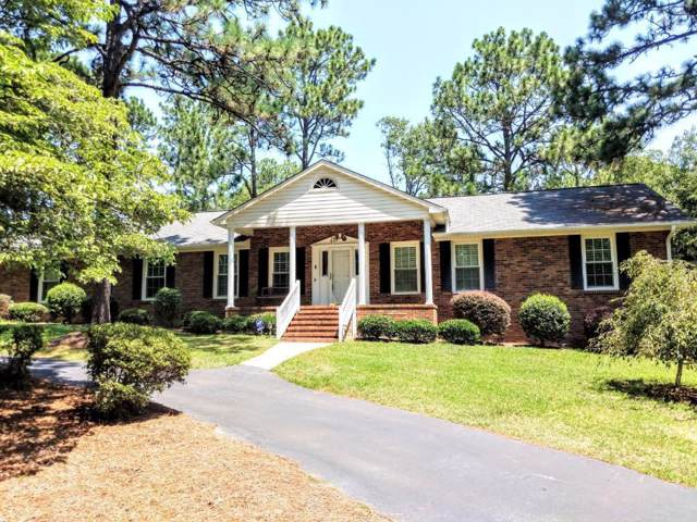 1105 N Glenwood Trail, Southern Pines, NC 28387 (MLS #197285) :: Pinnock Real Estate & Relocation Services, Inc.