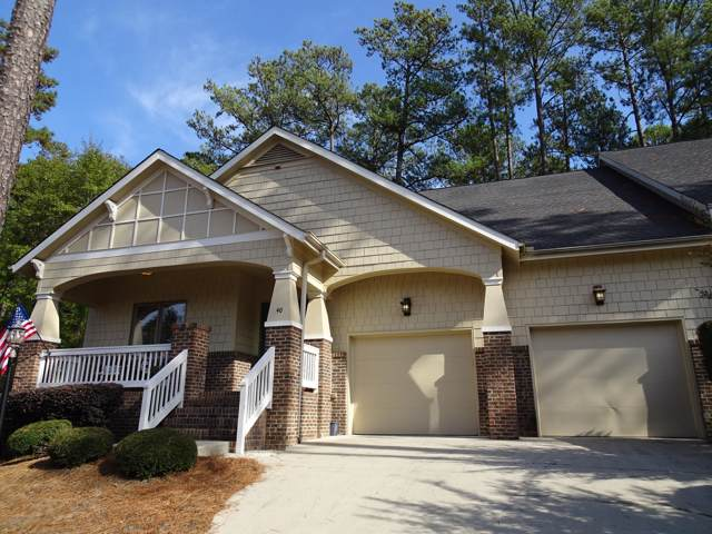 40 Lamplighter Village Drive #40, Pinehurst, NC 28374 (MLS #197392) :: Pinnock Real Estate & Relocation Services, Inc.