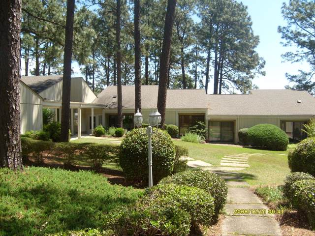 41 Martin Drive, Whispering Pines, NC 28327 (MLS #197396) :: Pinnock Real Estate & Relocation Services, Inc.