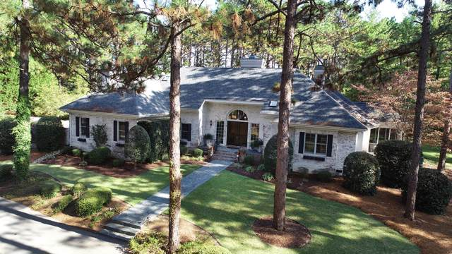 55 Pine Valley Circle, Pinehurst, NC 28374 (MLS #197422) :: Pinnock Real Estate & Relocation Services, Inc.