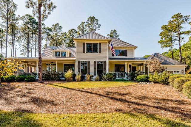203 Plantation Drive, Southern Pines, NC 28387 (MLS #197428) :: Pinnock Real Estate & Relocation Services, Inc.