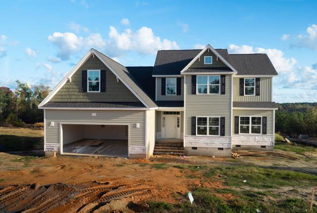 194 Enfield Drive, Carthage, NC 28327 (MLS #197477) :: Pinnock Real Estate & Relocation Services, Inc.