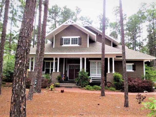 15 Forest Lane, Pinehurst, NC 28374 (MLS #197481) :: Pinnock Real Estate & Relocation Services, Inc.