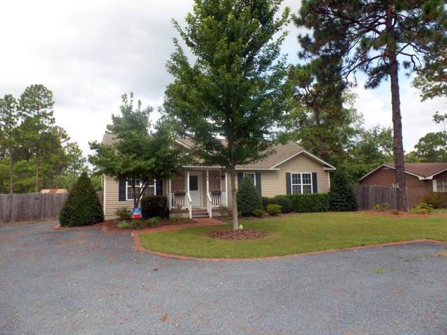166 Capel Drive, Pinebluff, NC 28373 (MLS #197534) :: Pinnock Real Estate & Relocation Services, Inc.