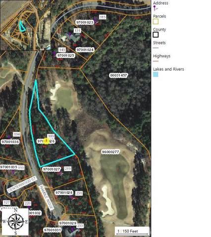 189 Ramble Ridge, Southern Pines, NC 28387 (MLS #197558) :: Towering Pines Real Estate