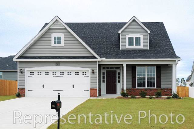 1255 Whitney Drive Drive, Aberdeen, NC 28315 (MLS #197570) :: Pinnock Real Estate & Relocation Services, Inc.