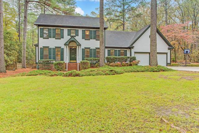133 James Creek Road, Southern Pines, NC 28387 (MLS #197599) :: Pinnock Real Estate & Relocation Services, Inc.