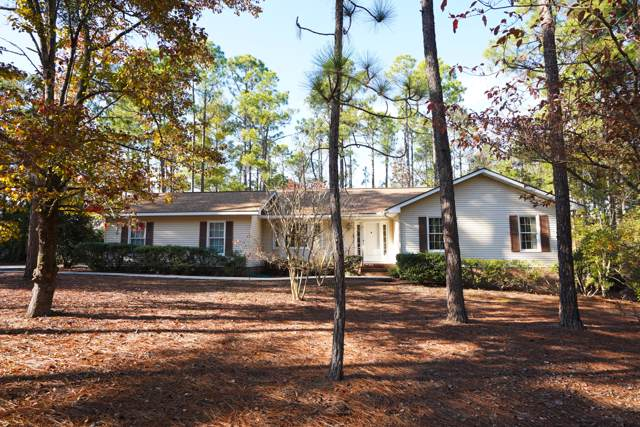 430 Stoneyfield Drive, Southern Pines, NC 28387 (MLS #197600) :: Pinnock Real Estate & Relocation Services, Inc.