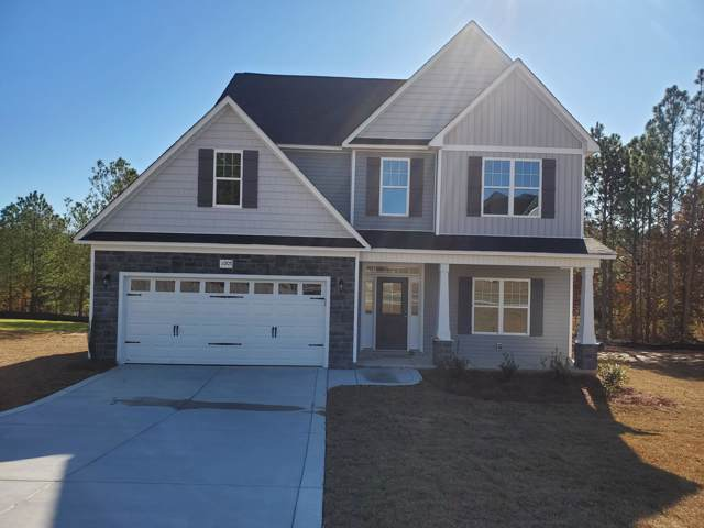 1007 Hydrangea Drive, Aberdeen, NC 28315 (MLS #197621) :: Pinnock Real Estate & Relocation Services, Inc.