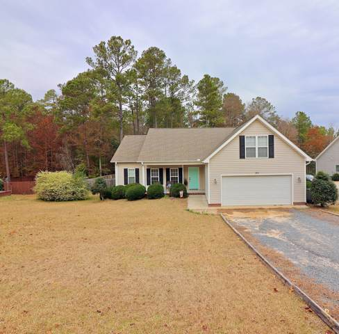 375 Queens Cove Way, Whispering Pines, NC 28327 (MLS #197629) :: Pinnock Real Estate & Relocation Services, Inc.