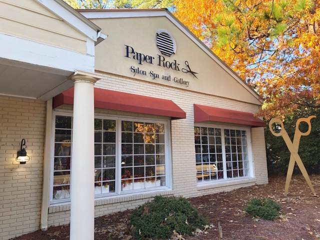 650 SW Broad Street, Southern Pines, NC 28387 (MLS #197650) :: Pinnock Real Estate & Relocation Services, Inc.