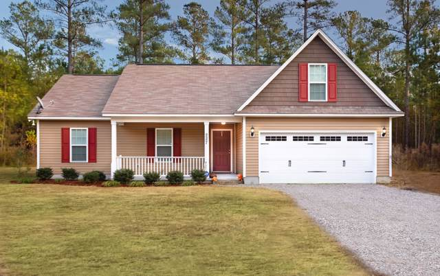 227 Dewey Drive, Aberdeen, NC 28315 (MLS #197668) :: Pinnock Real Estate & Relocation Services, Inc.