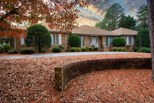 345 Donald Ross Drive, Pinehurst, NC 28374 (MLS #197677) :: Pinnock Real Estate & Relocation Services, Inc.