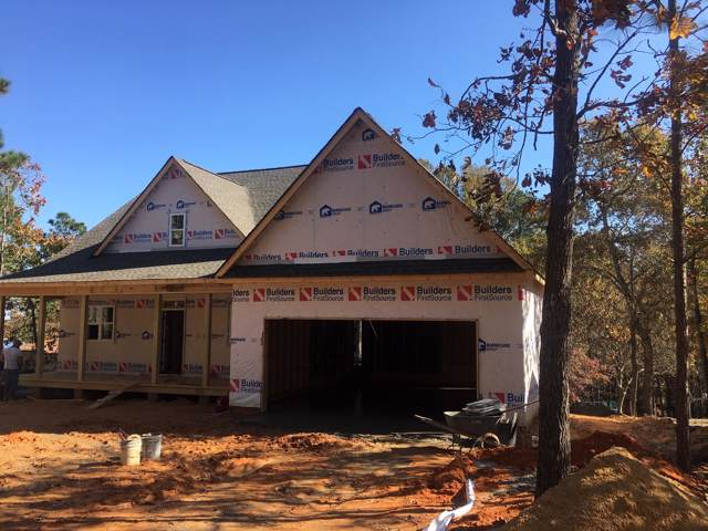 115 Thistle Lane, West End, NC 27376 (MLS #197683) :: Pinnock Real Estate & Relocation Services, Inc.