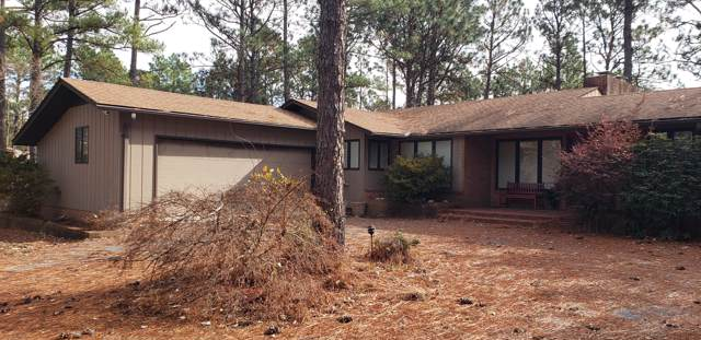 1993 Airport Road, Whispering Pines, NC 28327 (MLS #197714) :: Pinnock Real Estate & Relocation Services, Inc.
