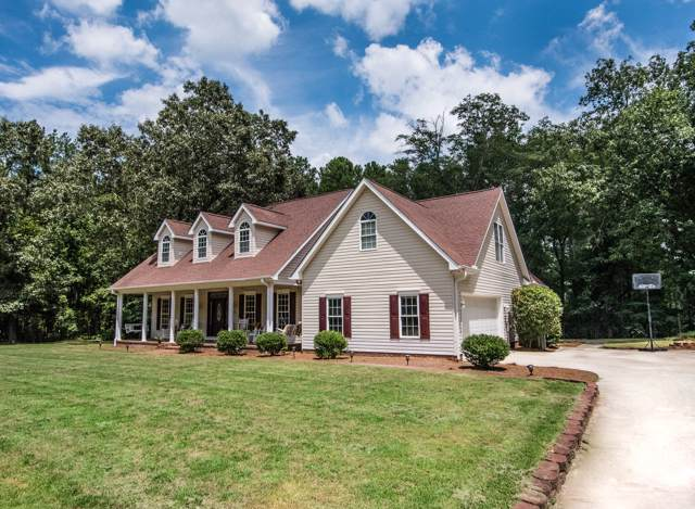 20 Snapper Lane, Whispering Pines, NC 28327 (MLS #197716) :: Pinnock Real Estate & Relocation Services, Inc.
