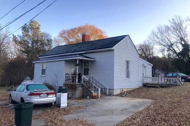 107 Sanford Street, Rockingham, NC 28379 (MLS #197722) :: Pinnock Real Estate & Relocation Services, Inc.