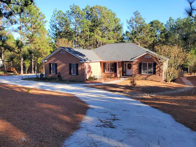 110 Dubose Drive, West End, NC 27376 (MLS #197723) :: Pinnock Real Estate & Relocation Services, Inc.