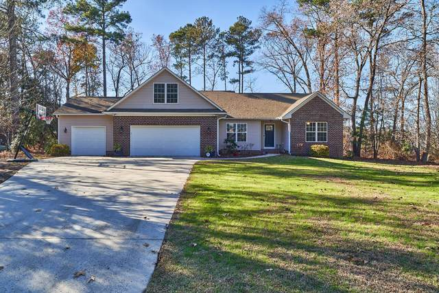 29 Sunset Drive, Whispering Pines, NC 28327 (MLS #197726) :: Pinnock Real Estate & Relocation Services, Inc.
