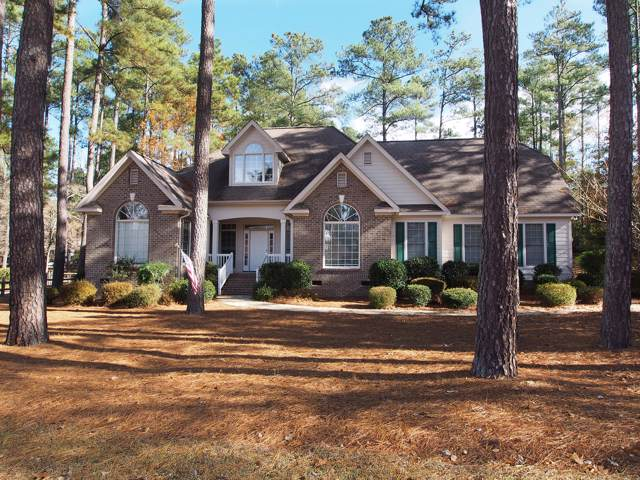 625 Elk Road, Southern Pines, NC 28387 (MLS #197729) :: Pinnock Real Estate & Relocation Services, Inc.