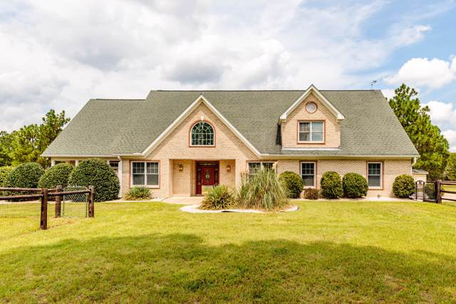 707 Youngs Road, Vass, NC 28394 (MLS #197730) :: Pinnock Real Estate & Relocation Services, Inc.