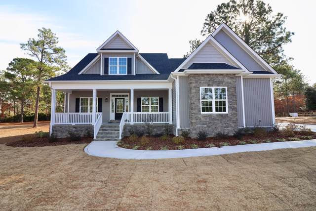 2265 E Indiana Avenue, Southern Pines, NC 28387 (MLS #197741) :: Pinnock Real Estate & Relocation Services, Inc.