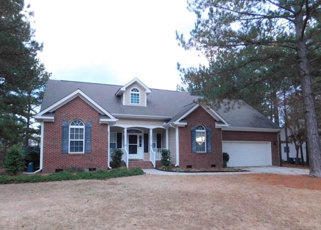 237 Magnolia Hill Drive, Carthage, NC 28327 (MLS #197745) :: Pinnock Real Estate & Relocation Services, Inc.