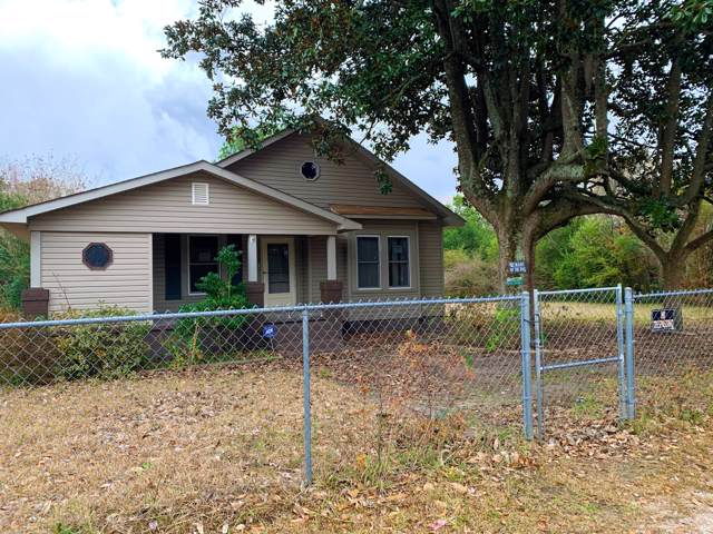 306 Earle Franklin Drive, Hamlet, NC 28345 (MLS #197754) :: Pinnock Real Estate & Relocation Services, Inc.