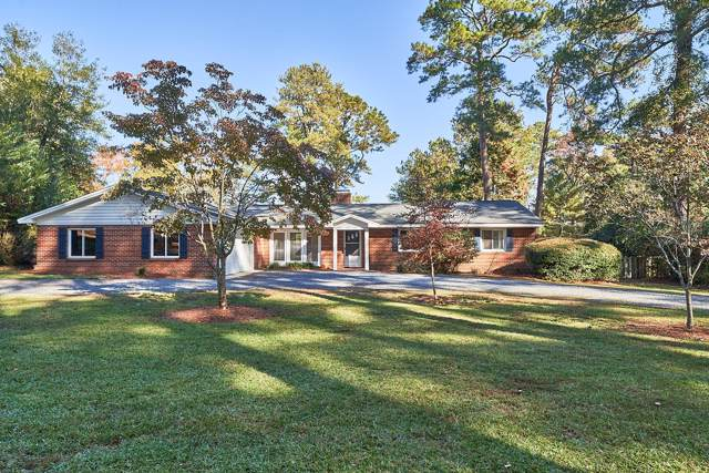 4 Dixie Drive, Whispering Pines, NC 28327 (MLS #197758) :: Pinnock Real Estate & Relocation Services, Inc.