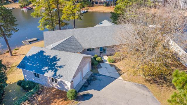 165 SW Lake Forest Drive, Pinehurst, NC 28374 (MLS #197804) :: Pinnock Real Estate & Relocation Services, Inc.