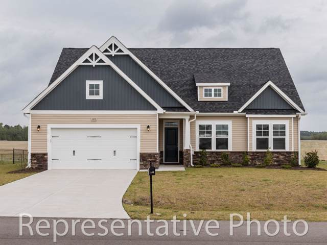 4230 Irwin Drive Drive, Aberdeen, NC 28315 (MLS #197924) :: Pinnock Real Estate & Relocation Services, Inc.