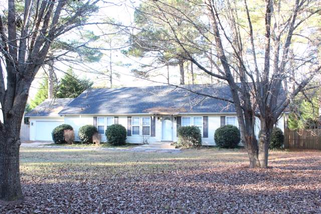 1360 Rays Bridge Road, Whispering Pines, NC 28327 (MLS #197928) :: Pinnock Real Estate & Relocation Services, Inc.
