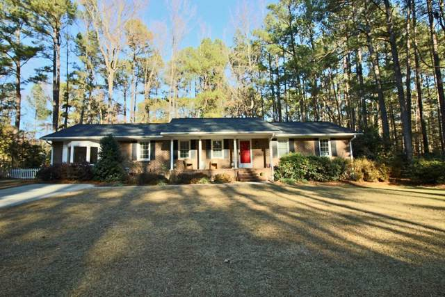 227 Heather Lane, Southern Pines, NC 28387 (MLS #197930) :: Pinnock Real Estate & Relocation Services, Inc.